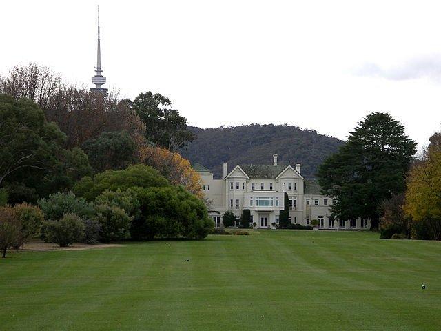 Casa de Gobierno de Australia Canberra