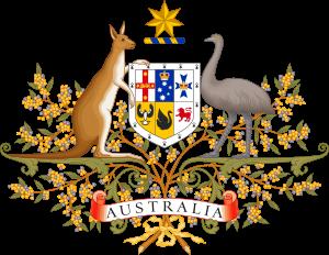 Escudo Nacional de Australia