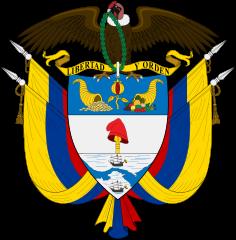 Escudo nacional de Colombia