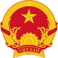 Escudo nacional de Vietnam