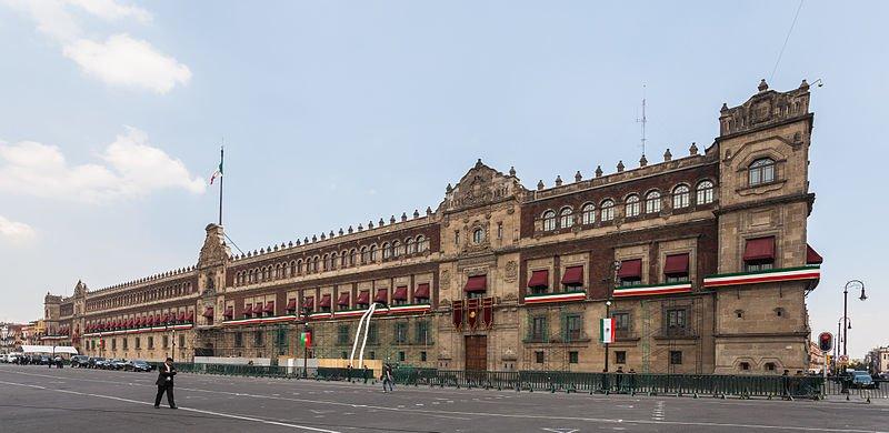 Palacio de Nacional de México