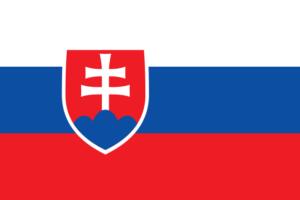 Bandera de Eslovaquia