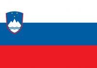 Bandera de Eslovenia