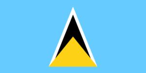 Bandera de Santa Lucía
