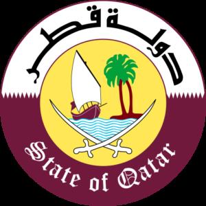 Escudo nacional de Catar