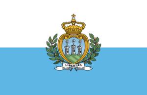 bandera de San Marino