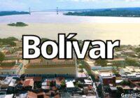 gentilicio de bolivar