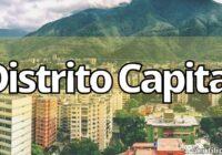 gentilicio de distrito capital