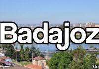 Badajoz, Provincia española
