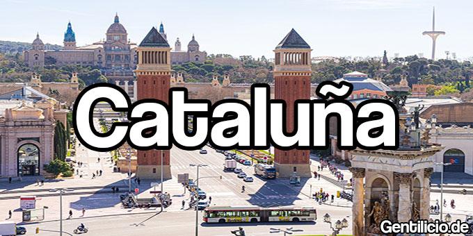 Cataluña, Comunidad autónoma de España