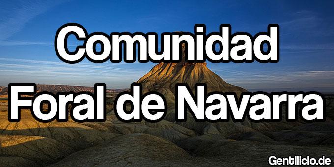 Comunidad Foral de Navarra, España