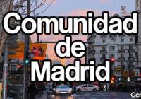 Comunidad de Madrid, España